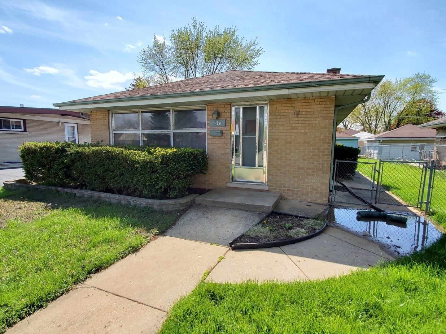 416 51st Avenue, Bellwood, IL 60104 - #: 10715025