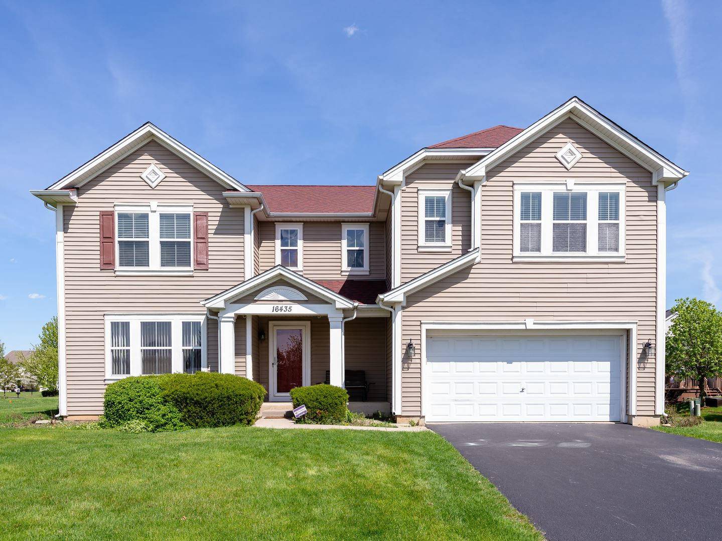 16435 Spring Creek Lane, Plainfield, IL 60586 - #: 10695026