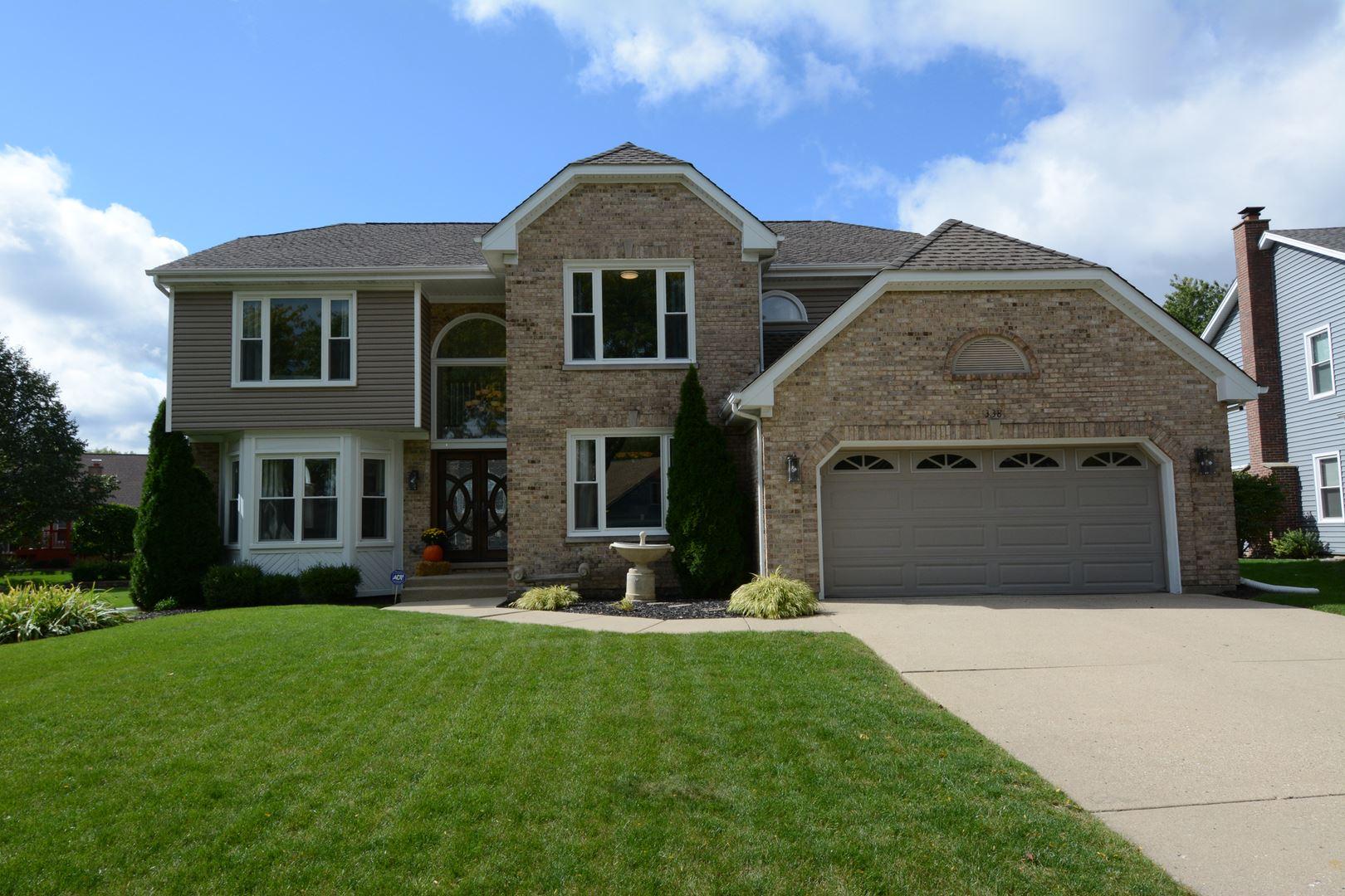 338 Ridgewood Drive, Bloomingdale, IL 60108 - #: 10888026
