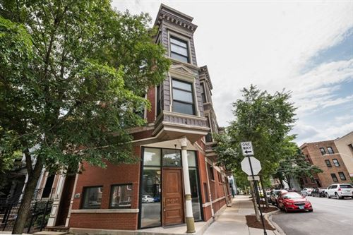 Photo of 1459 West School Street #1, Chicago, IL 60657 (MLS # 10619027)