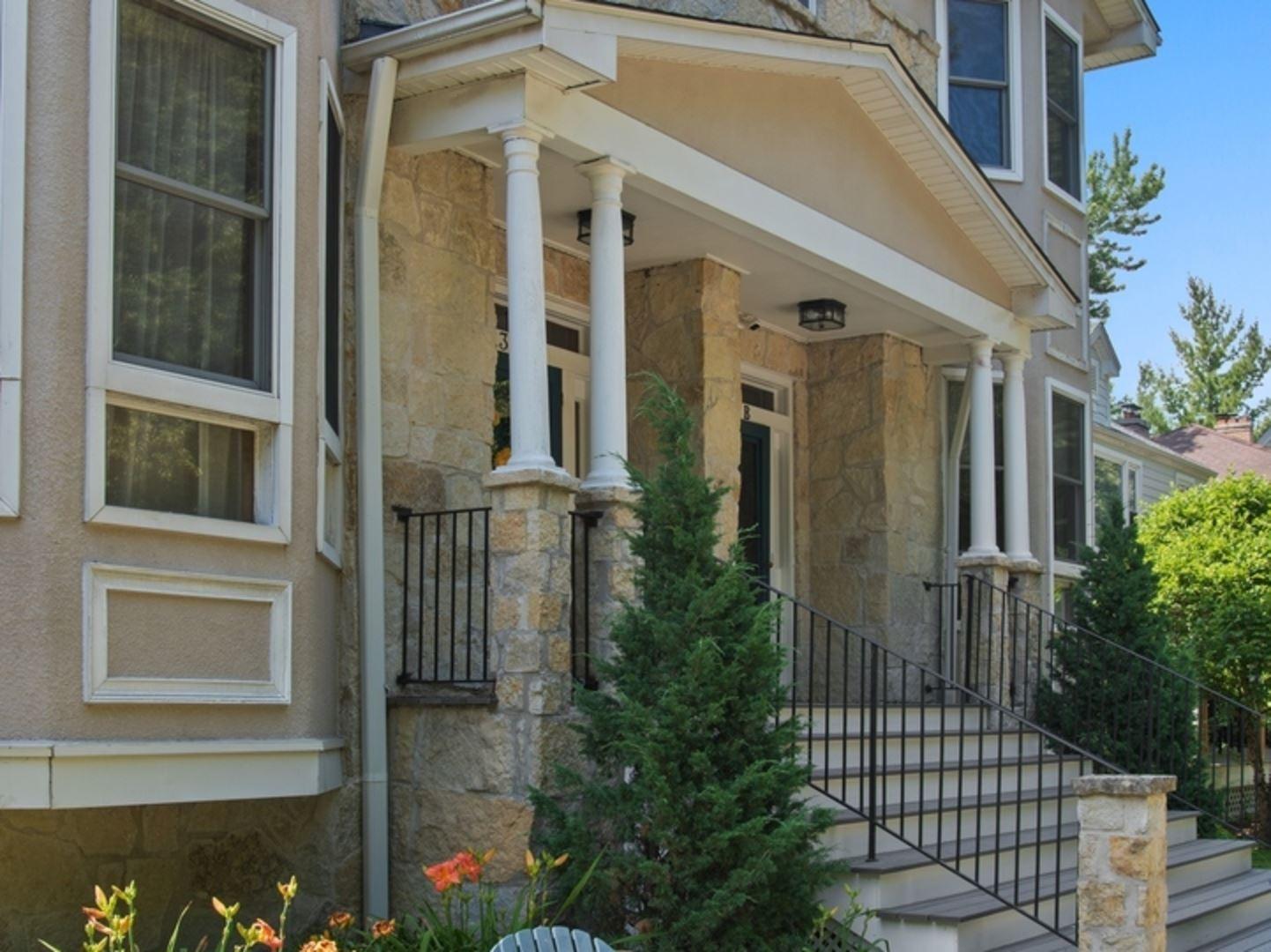 Photo for 2314 BROWN Avenue #A, Evanston, IL 60201 (MLS # 10924027)