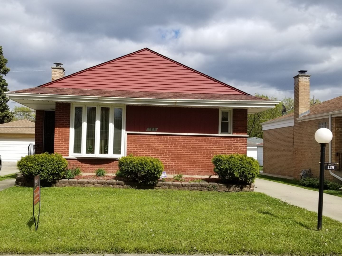 129 Rice Avenue, Bellwood, IL 60104 - #: 10714030