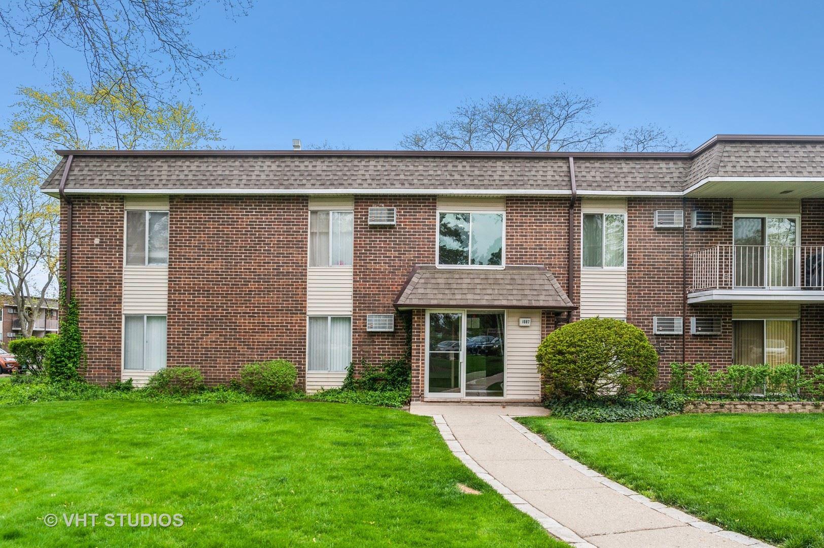 1087 MILLER Lane #201, Buffalo Grove, IL 60089 - #: 11081030