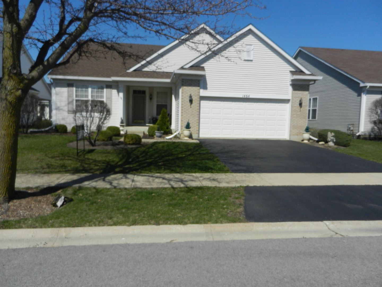 Photo of 1464 W Flint Lane, Romeoville, IL 60446 (MLS # 11036031)