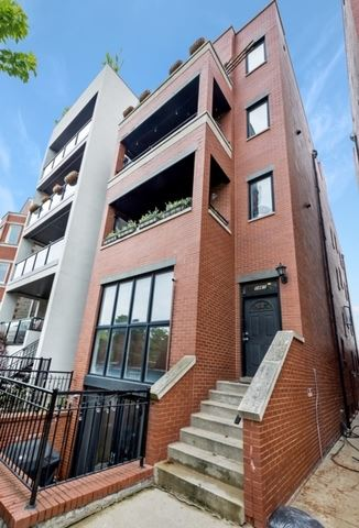 1461 W Grand Avenue #1, Chicago, IL 60642 - #: 10730032
