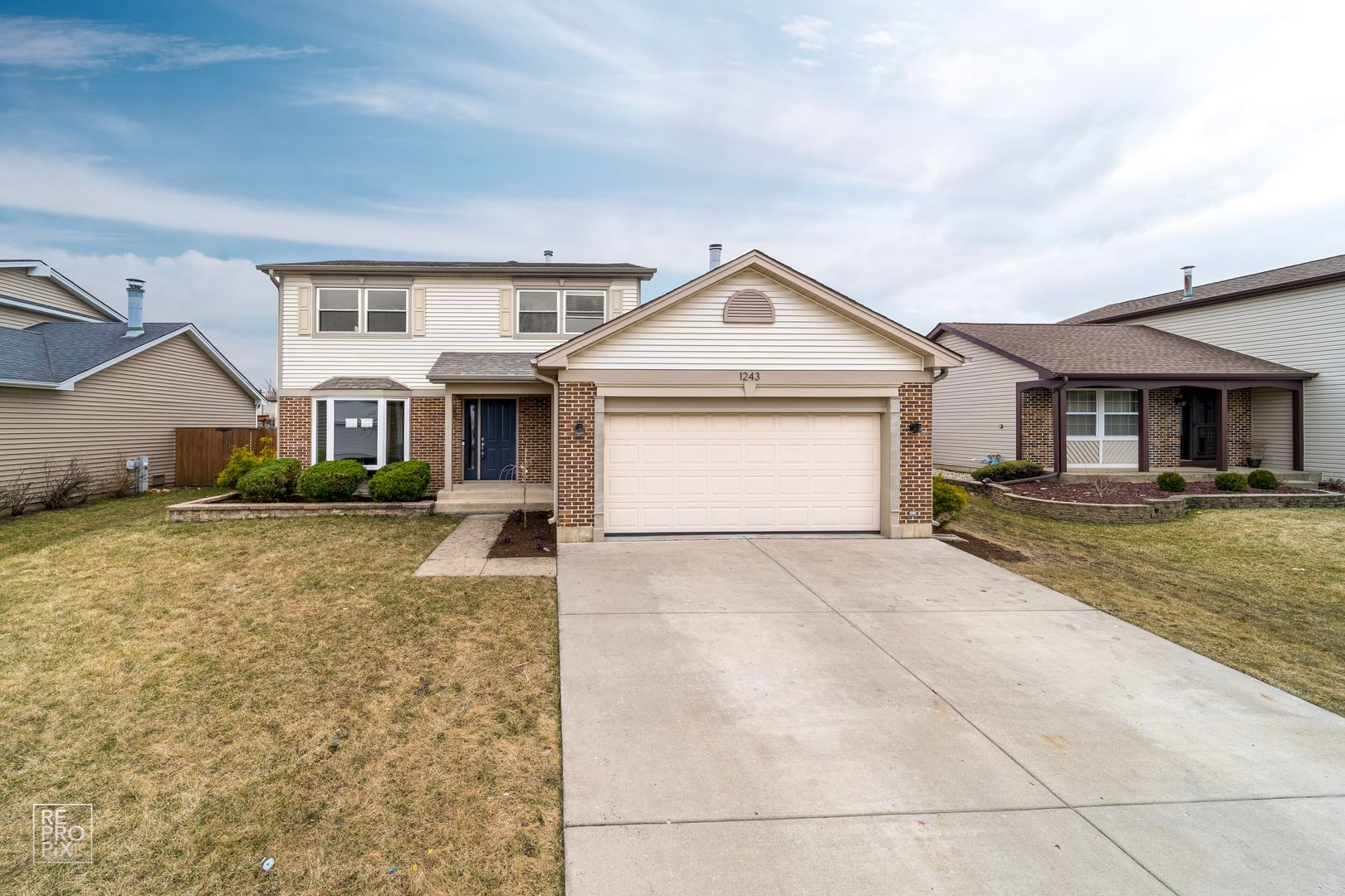 1243 Diane Lane, Elk Grove Village, IL 60007 - #: 10678033
