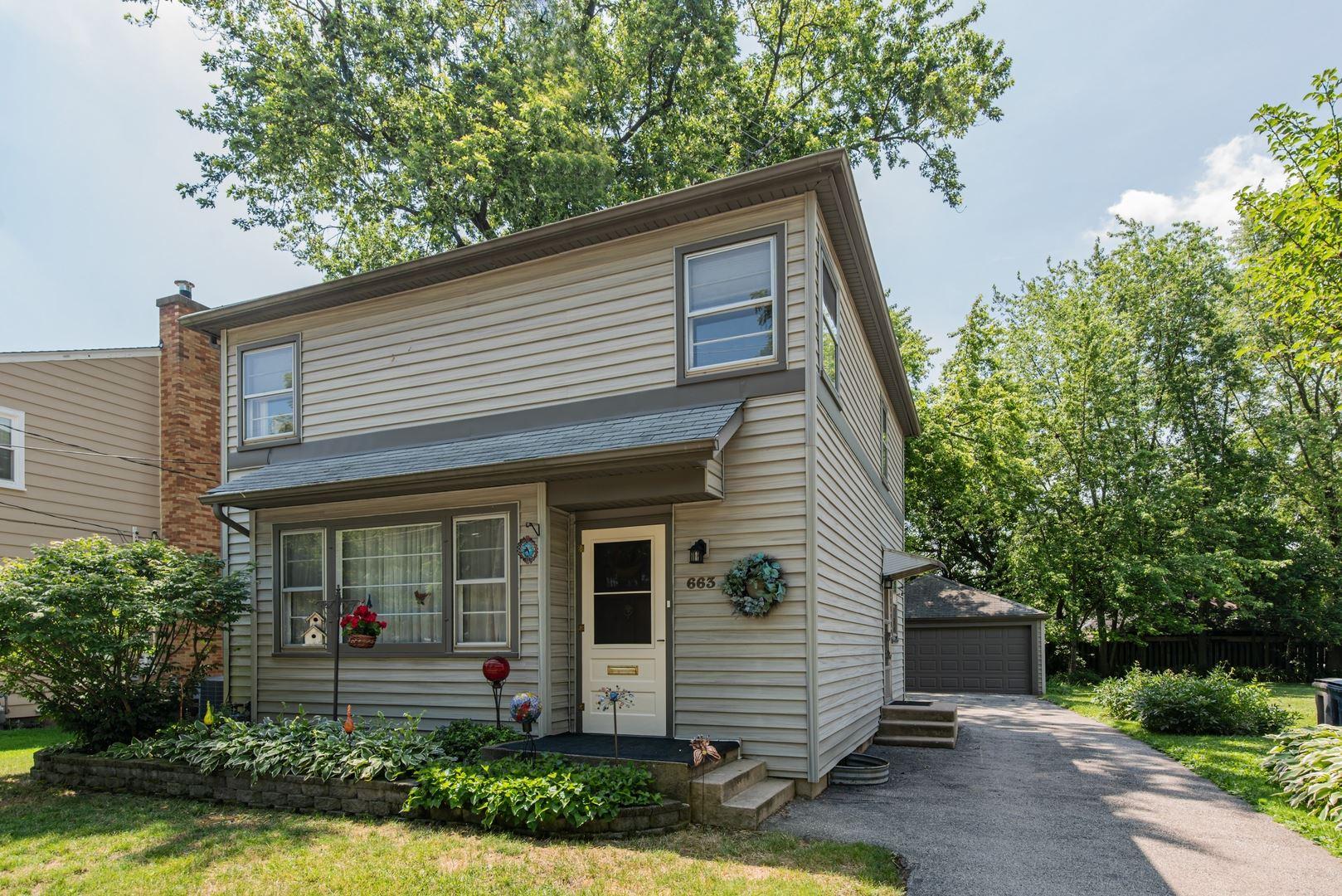 663 Columbia Avenue, Elgin, IL 60120 - #: 10761033