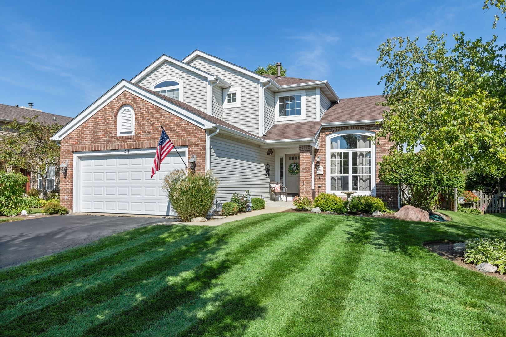 411 Harvest Gate, Lake in the Hills, IL 60156 - #: 11203033