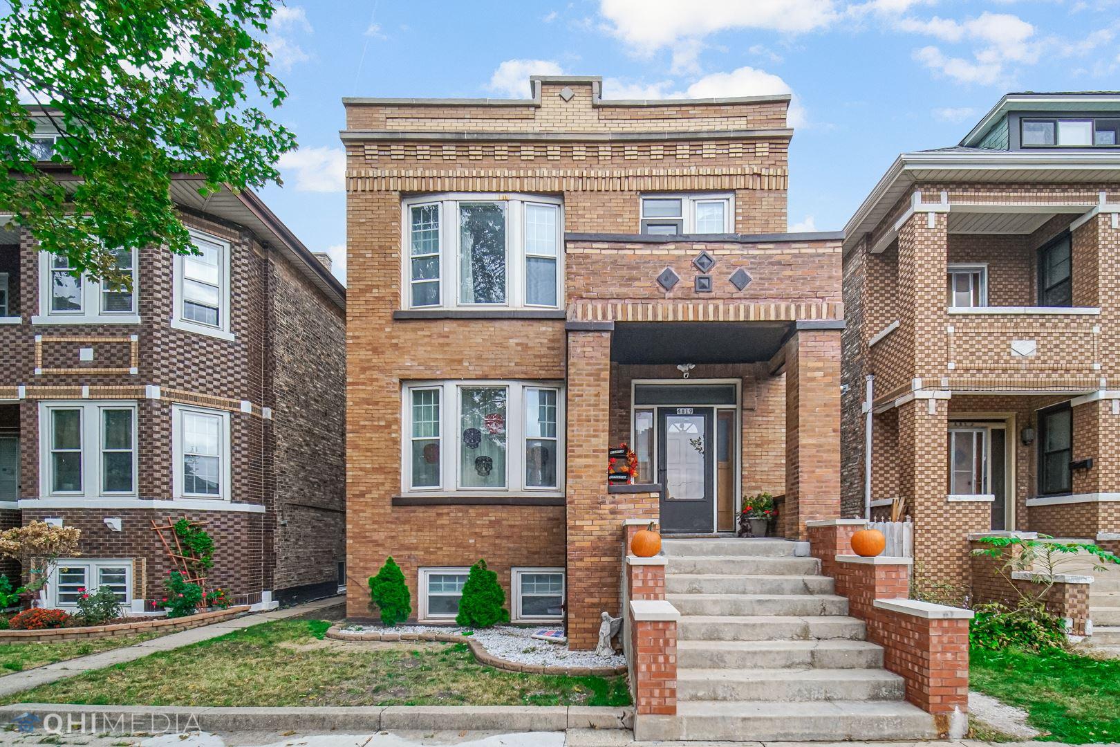 4819 S Keeler Avenue, Chicago, IL 60632 - #: 11240033