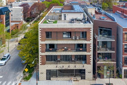 Photo of 1611 N Bell Avenue #3S, Chicago, IL 60647 (MLS # 10740035)