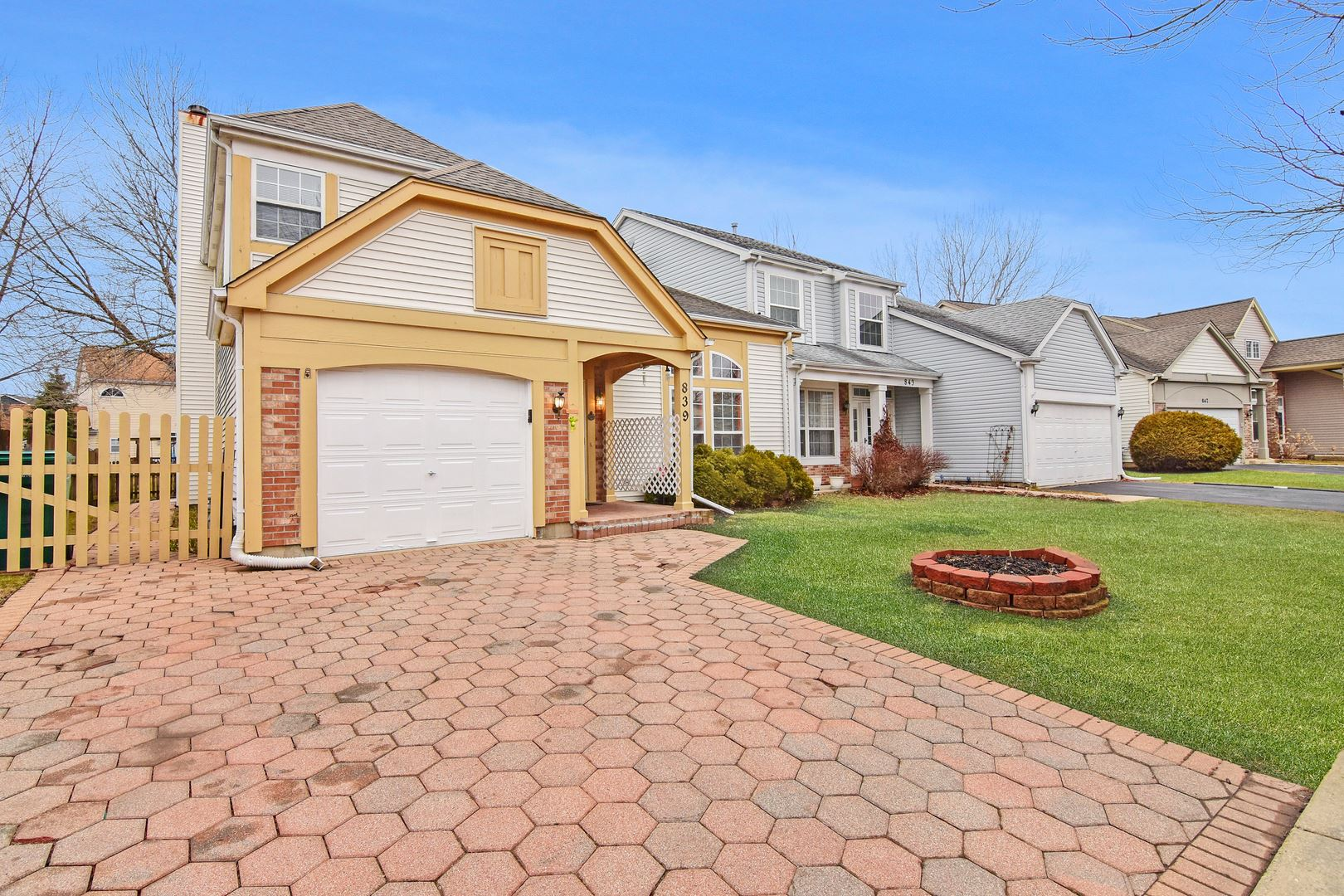 839 Crossland Drive, Grayslake, IL 60030 - #: 10666035