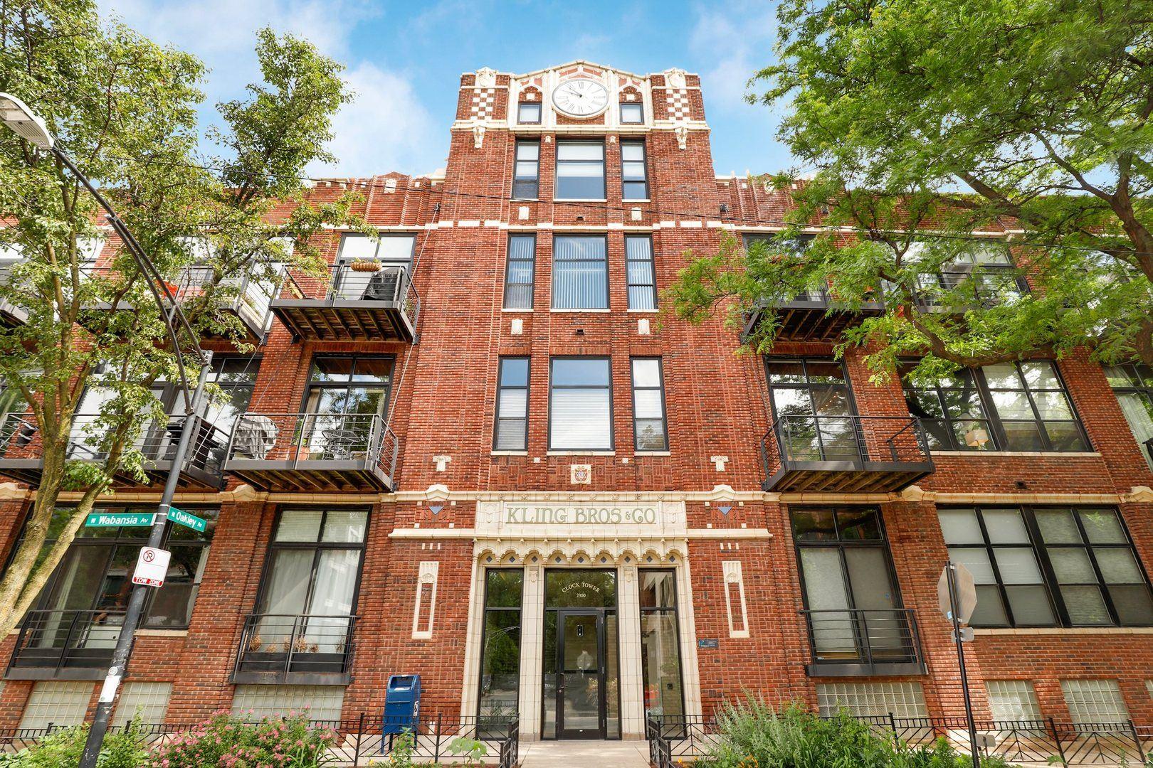 2300 W Wabansia Avenue #331, Chicago, IL 60647 - #: 10729036