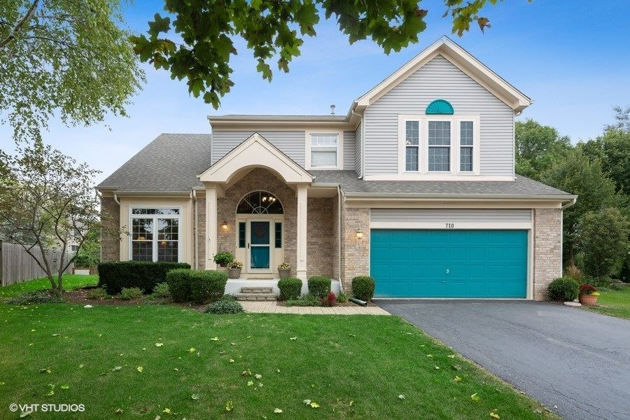 710 White Pine Court, Lake in the Hills, IL 60156 - #: 10888036