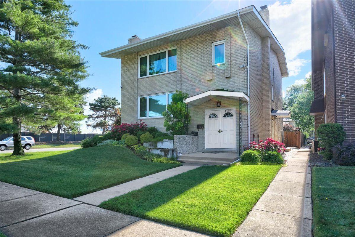 9601 S KEELER Avenue, Oak Lawn, IL 60453 - #: 11125036