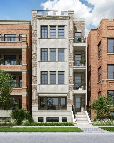 Photo of 742 W Buckingham Place #3, Chicago, IL 60657 (MLS # 10651037)