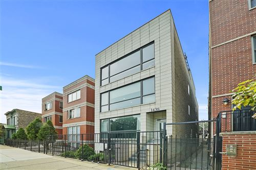 Photo of 1438 N WOOD Street #1, Chicago, IL 60622 (MLS # 10885037)