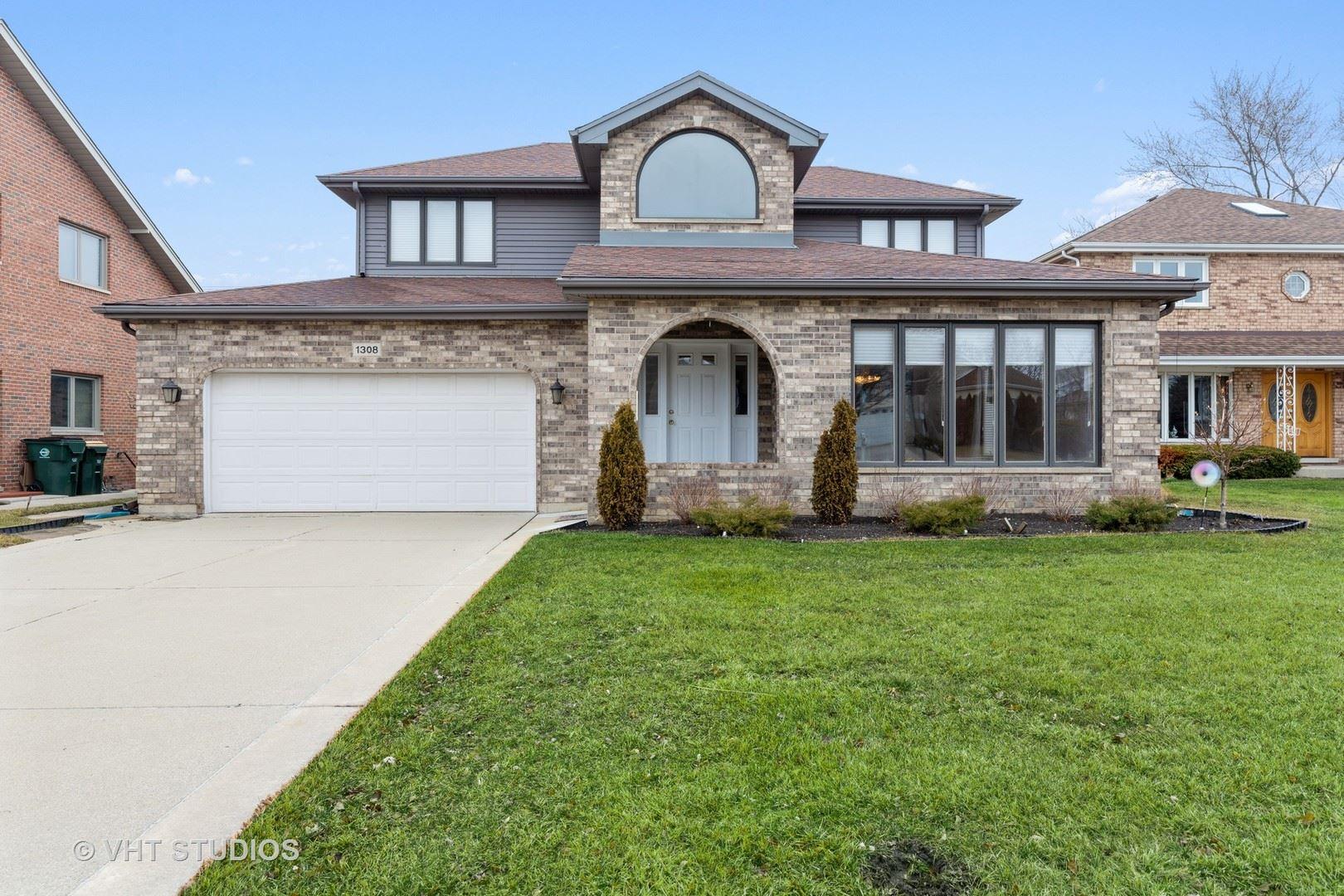1308 Hallberg Lane, Park Ridge, IL 60068 - #: 10665040