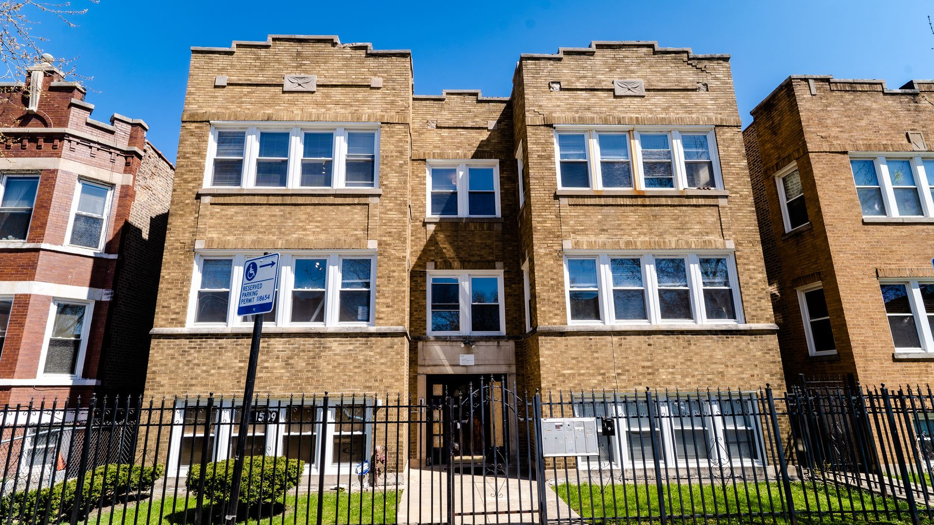 1507 N Avers Avenue #1S, Chicago, IL 60651 - #: 10697041