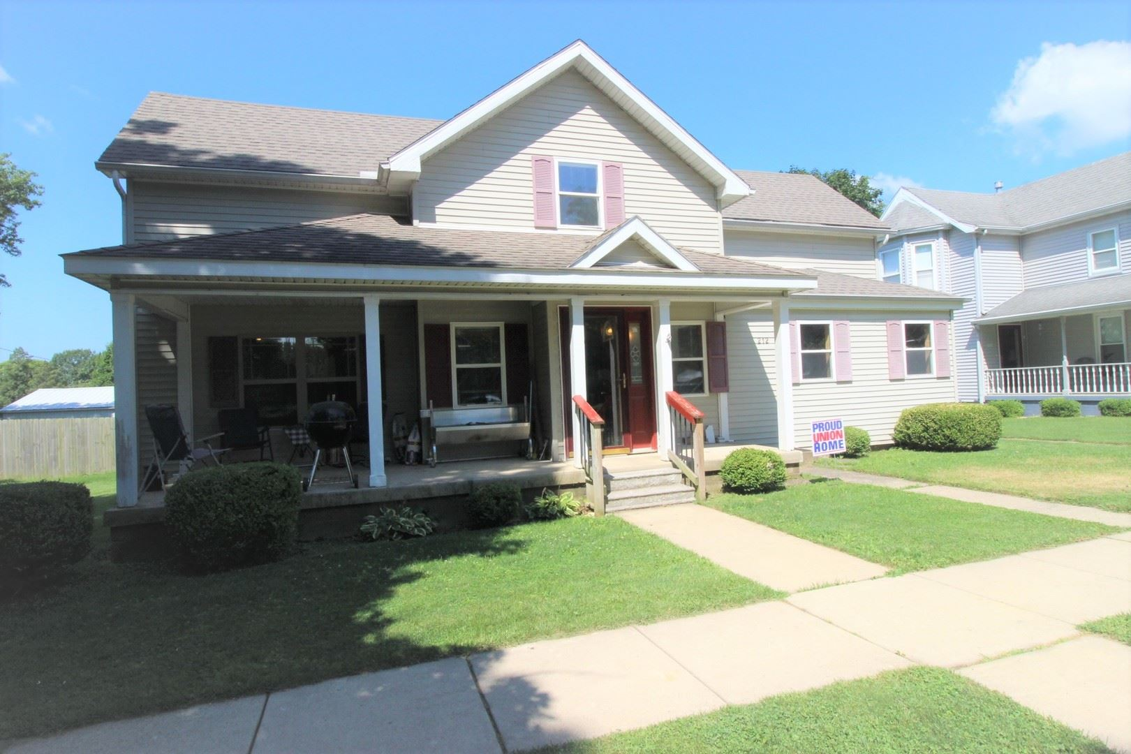 212 Armstrong Street, Stanford, IL 61774 - #: 11184041