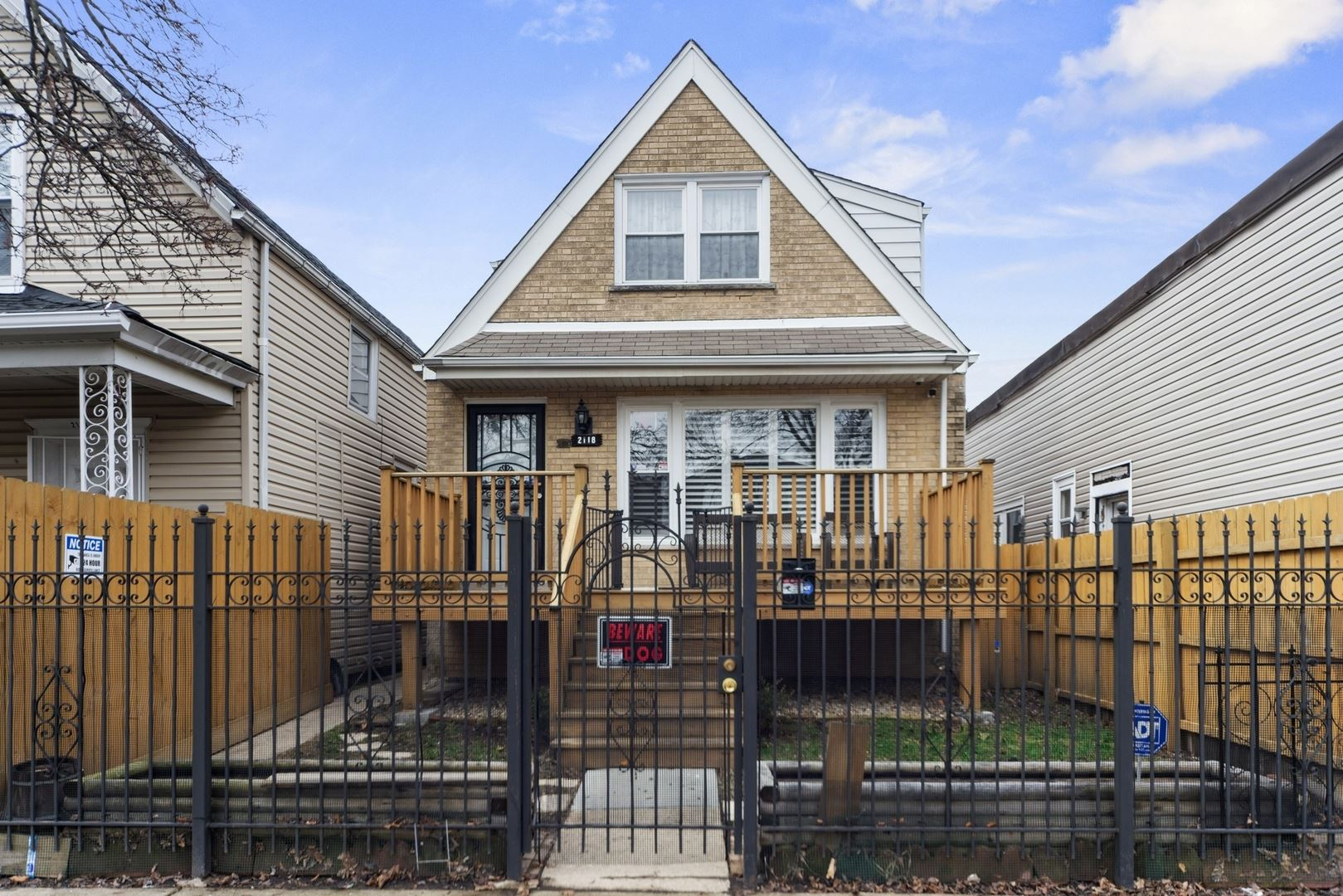 2118 N Lockwood Avenue, Chicago, IL 60639 - MLS#: 10696042