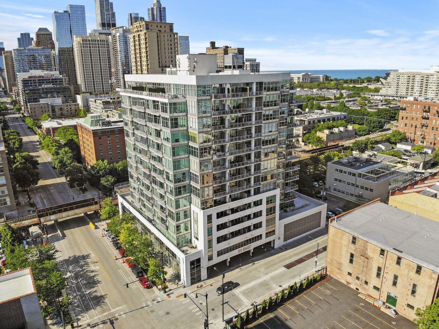 50 E 16th Street #1002, Chicago, IL 60616 - #: 10755042