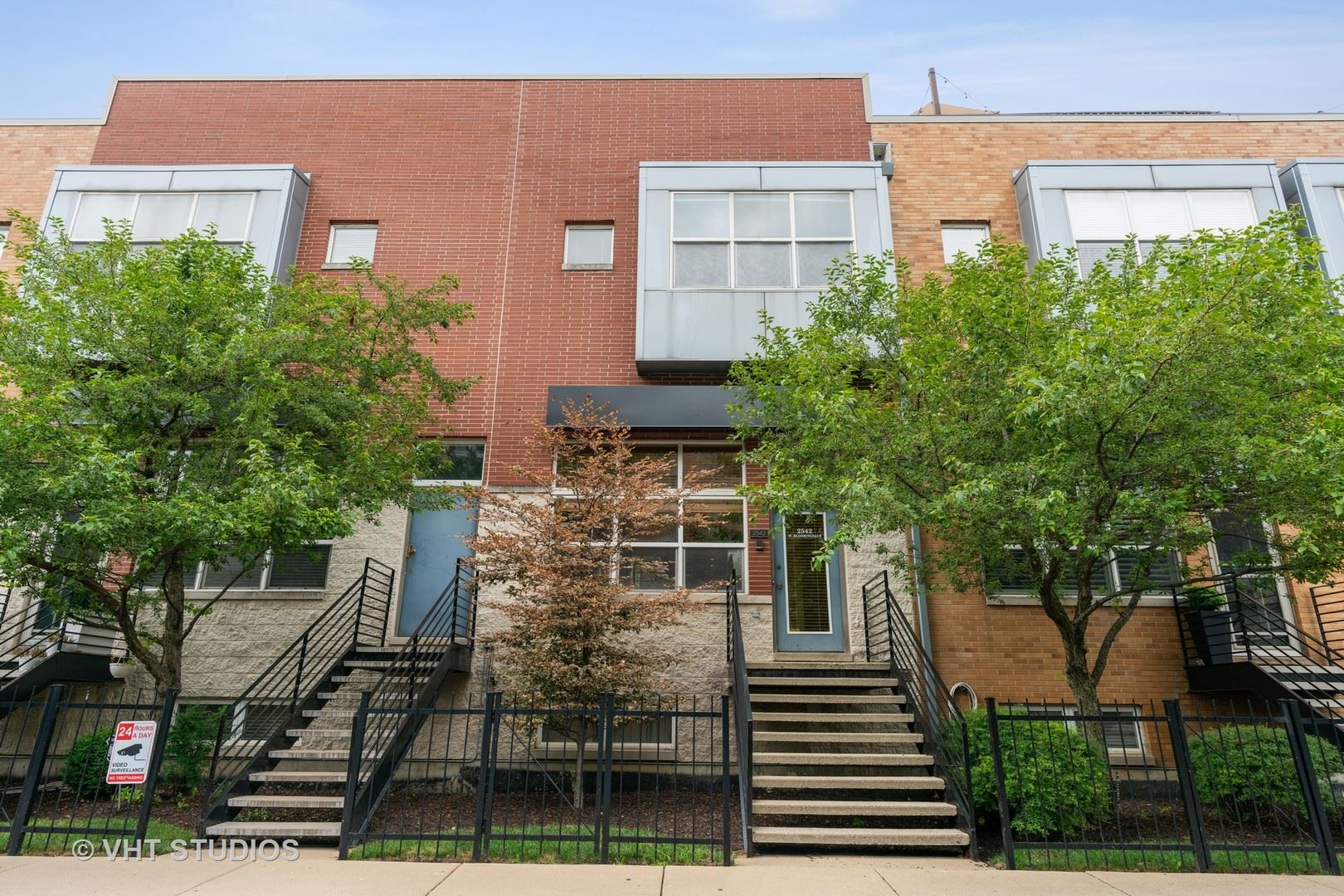 2542 W Bloomingdale Avenue, Chicago, IL 60647 - #: 10809043
