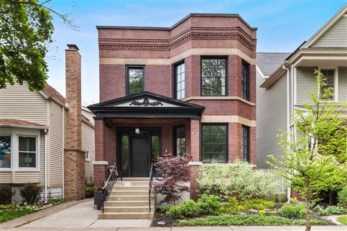 Photo of 3743 N Bell Avenue, Chicago, IL 60618 (MLS # 11092044)