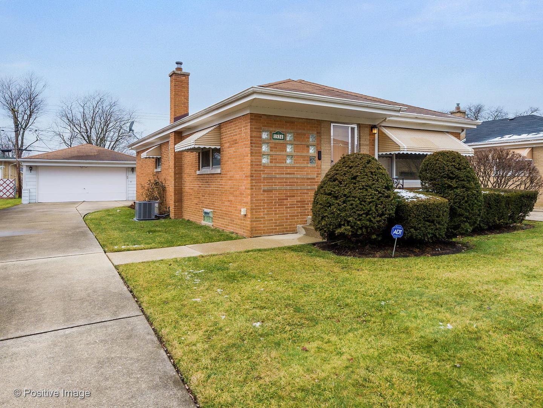 1534 Homestead Road, La Grange Park, IL 60526 - #: 10607044
