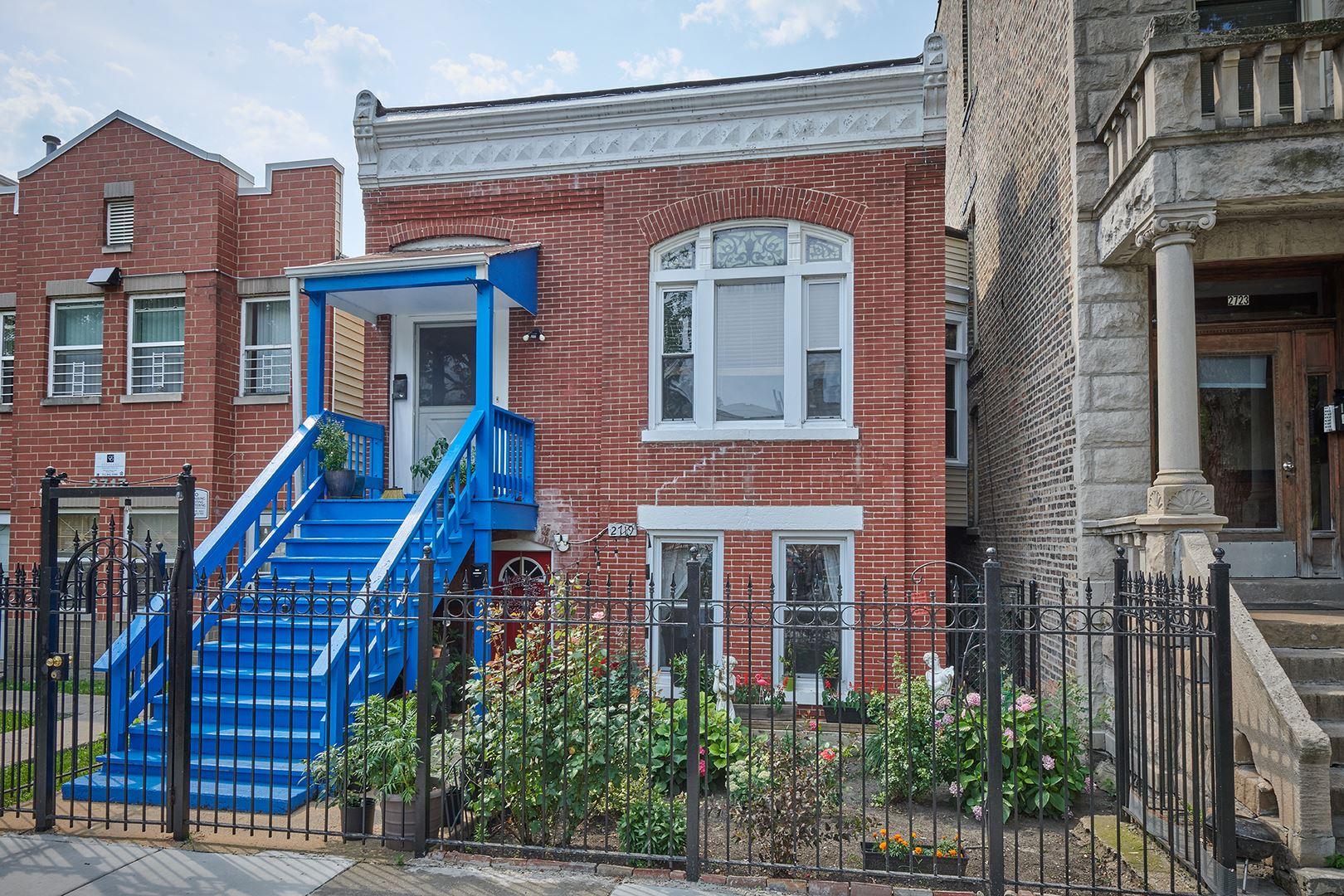 2719 W Hirsch Street, Chicago, IL 60622 - #: 11190044