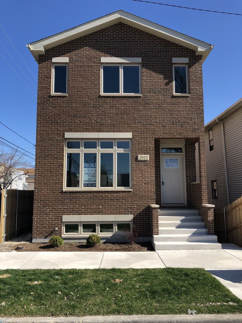 2913 S Lyman Street, Chicago, IL 60608 - #: 10620045
