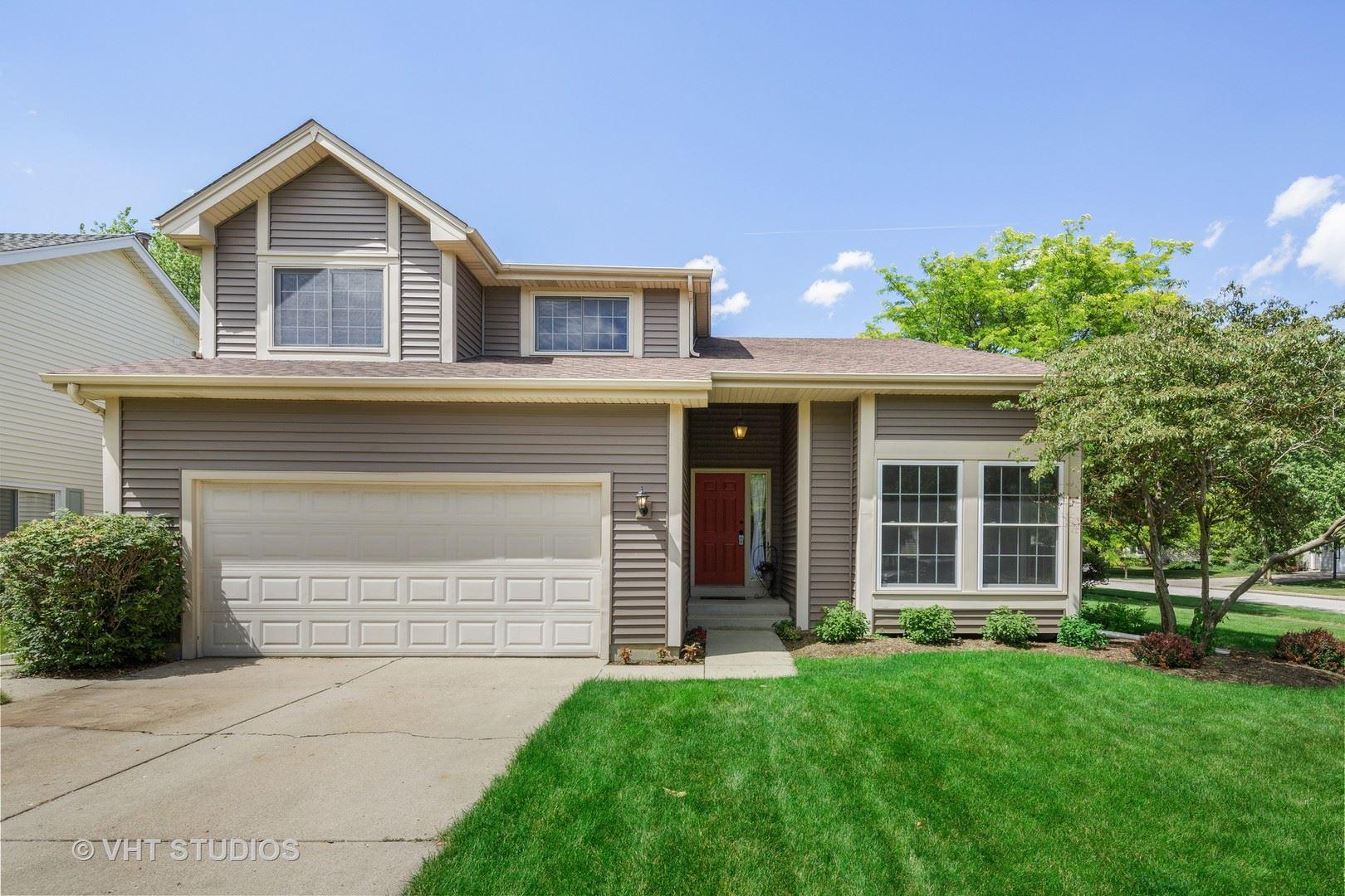 1234 Amberwood Drive, Crystal Lake, IL 60014 - #: 10761045