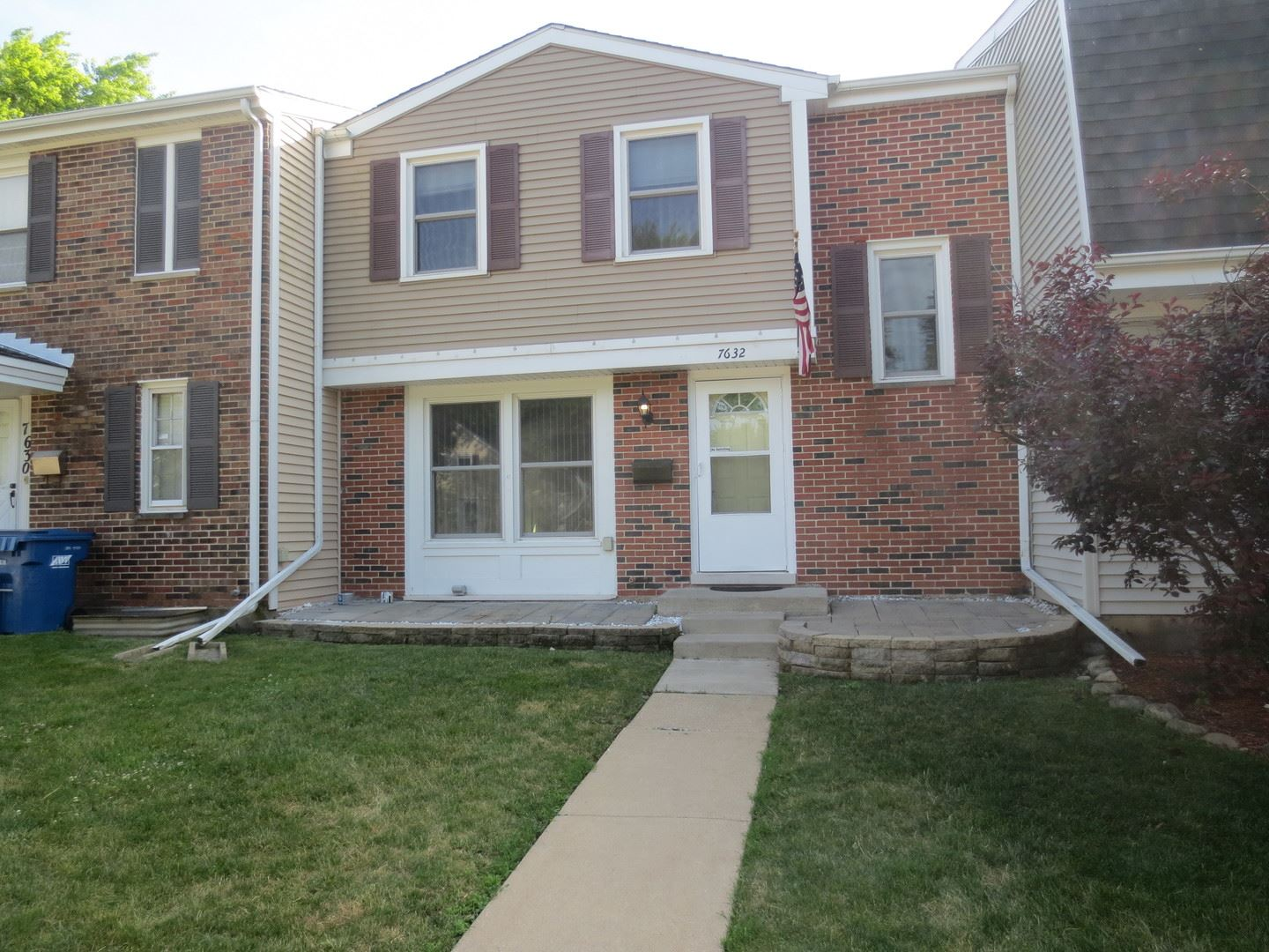 7632 Manchester Manor, Hanover Park, IL 60133 - #: 10767045