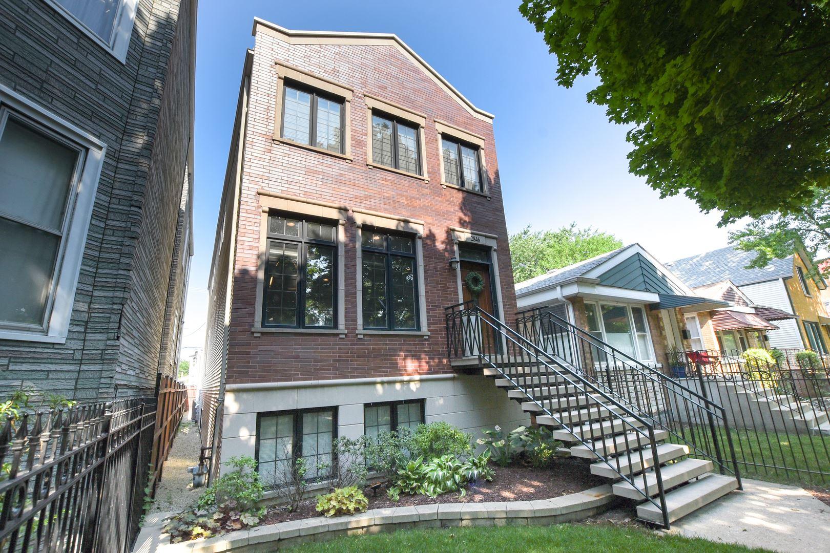 2846 N Sawyer Avenue, Chicago, IL 60618 - #: 10774045