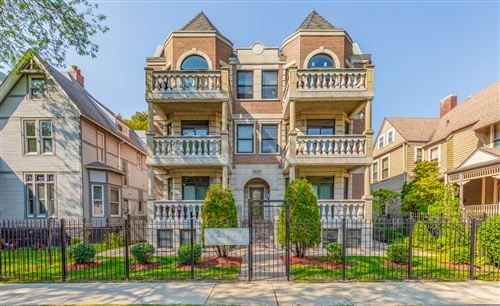 Photo of 4624 S Greenwood Avenue #GN, Chicago, IL 60653 (MLS # 10884046)