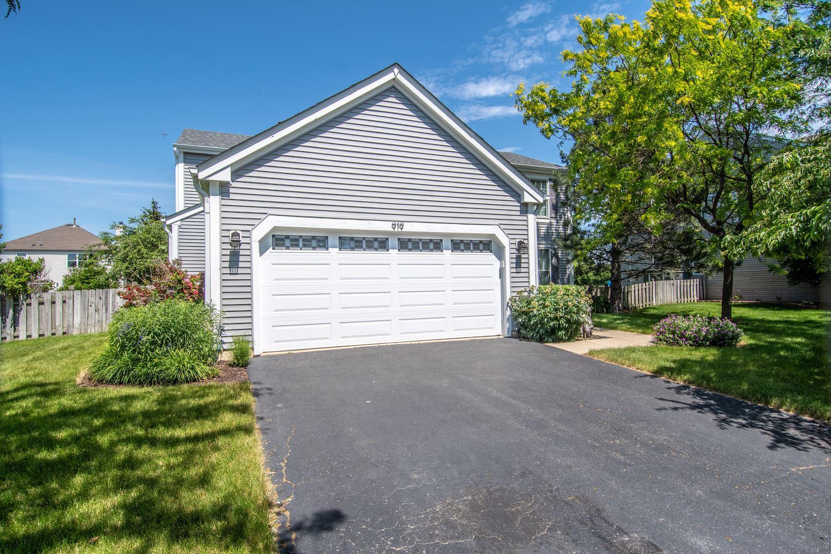 919 Honeysuckle Lane, Aurora, IL 60506 - #: 11113046