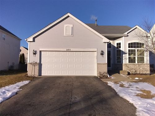 Photo of 2103 BELDON Court, Plainfield, IL 60586 (MLS # 10978047)