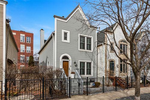 Photo of 1644 W Wabansia Avenue, Chicago, IL 60622 (MLS # 11024047)
