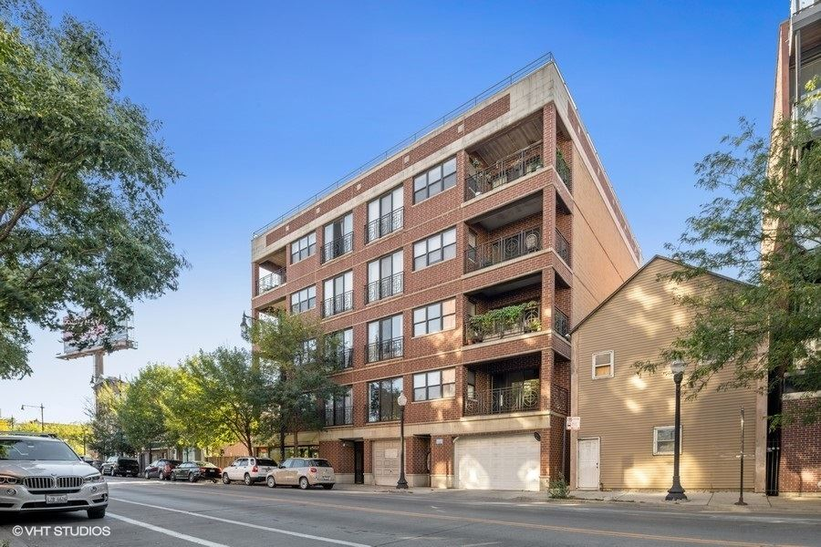1618 S Halsted Street #2A, Chicago, IL 60608 - #: 11233047