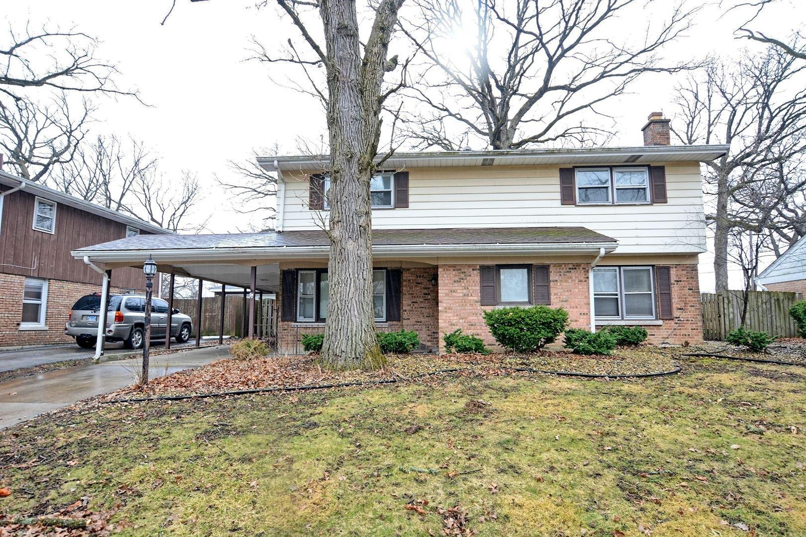 367 Oswego Street, Park Forest, IL 60466 - #: 10686048