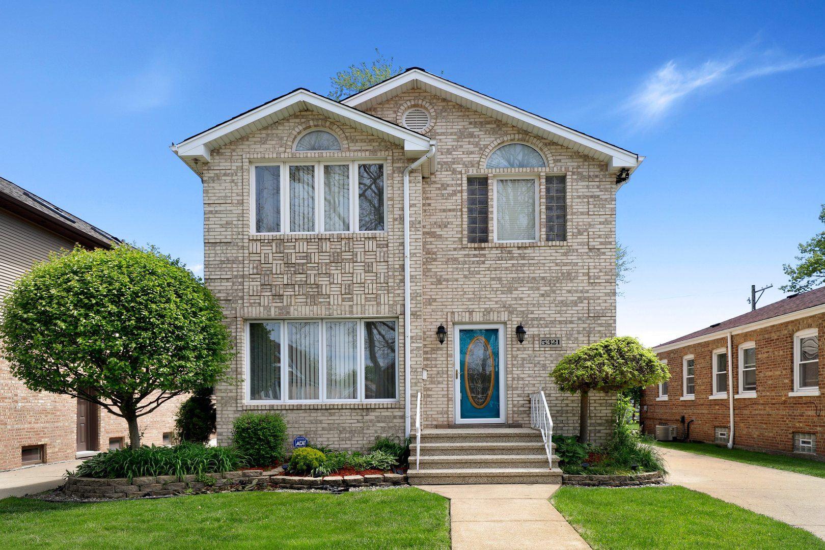 5321 S Normandy Avenue, Chicago, IL 60638 - #: 10721048
