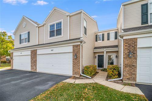 Photo of 487 Brookside Drive, Oswego, IL 60543 (MLS # 10910049)