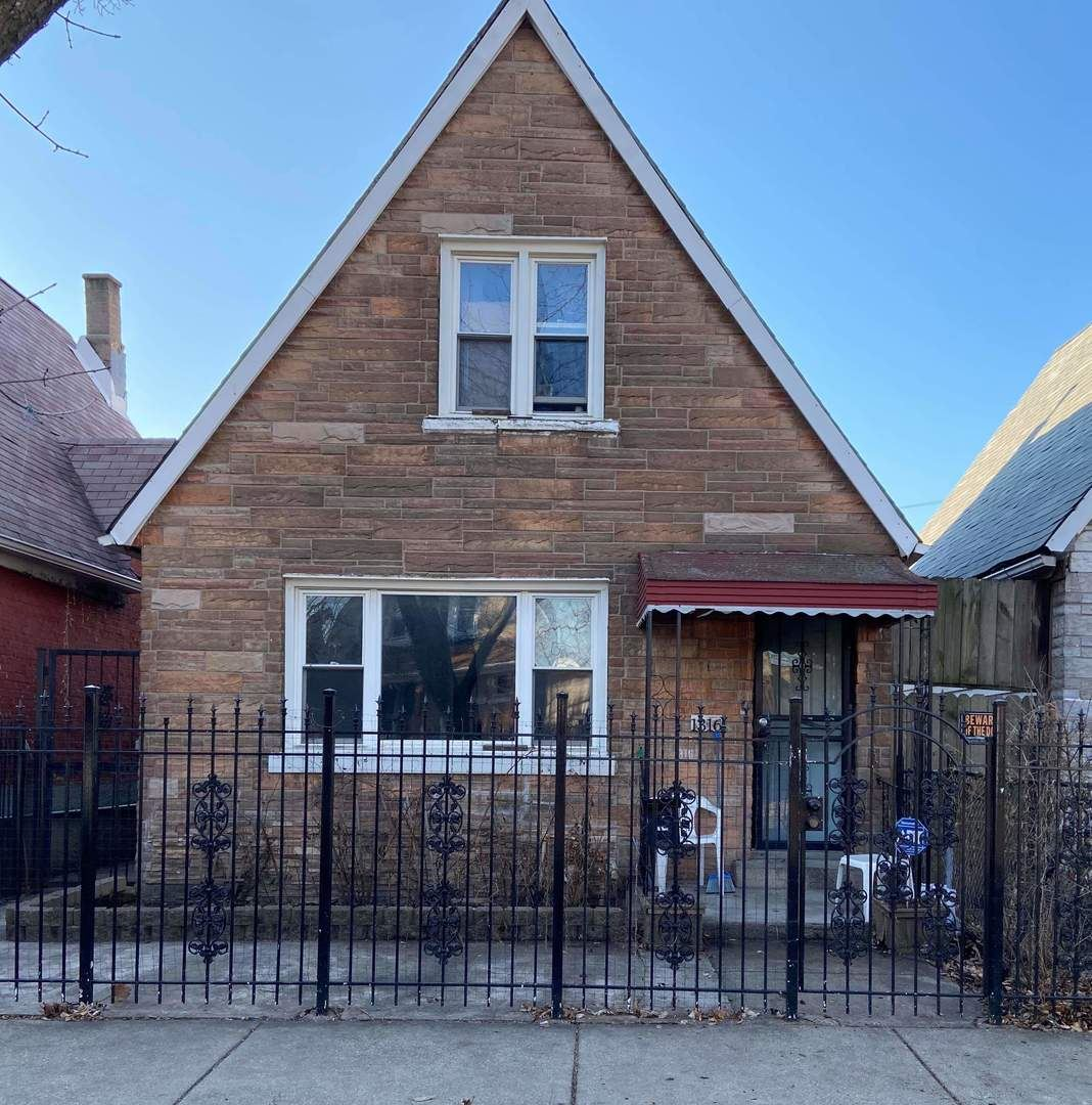 1316 N HARDING Avenue, Chicago, IL 60651 - #: 10598049