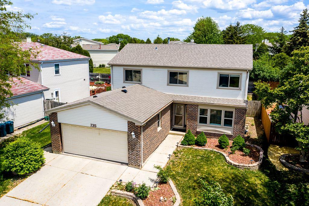735 Jody Lane, Hoffman Estates, IL 60169 - #: 11098049