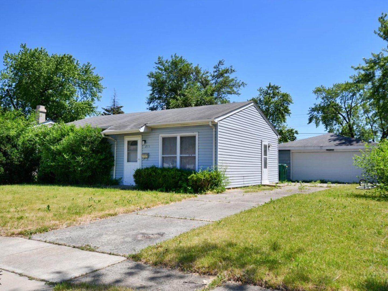 Photo of 211 Fremont Avenue, Romeoville, IL 60446 (MLS # 11127049)