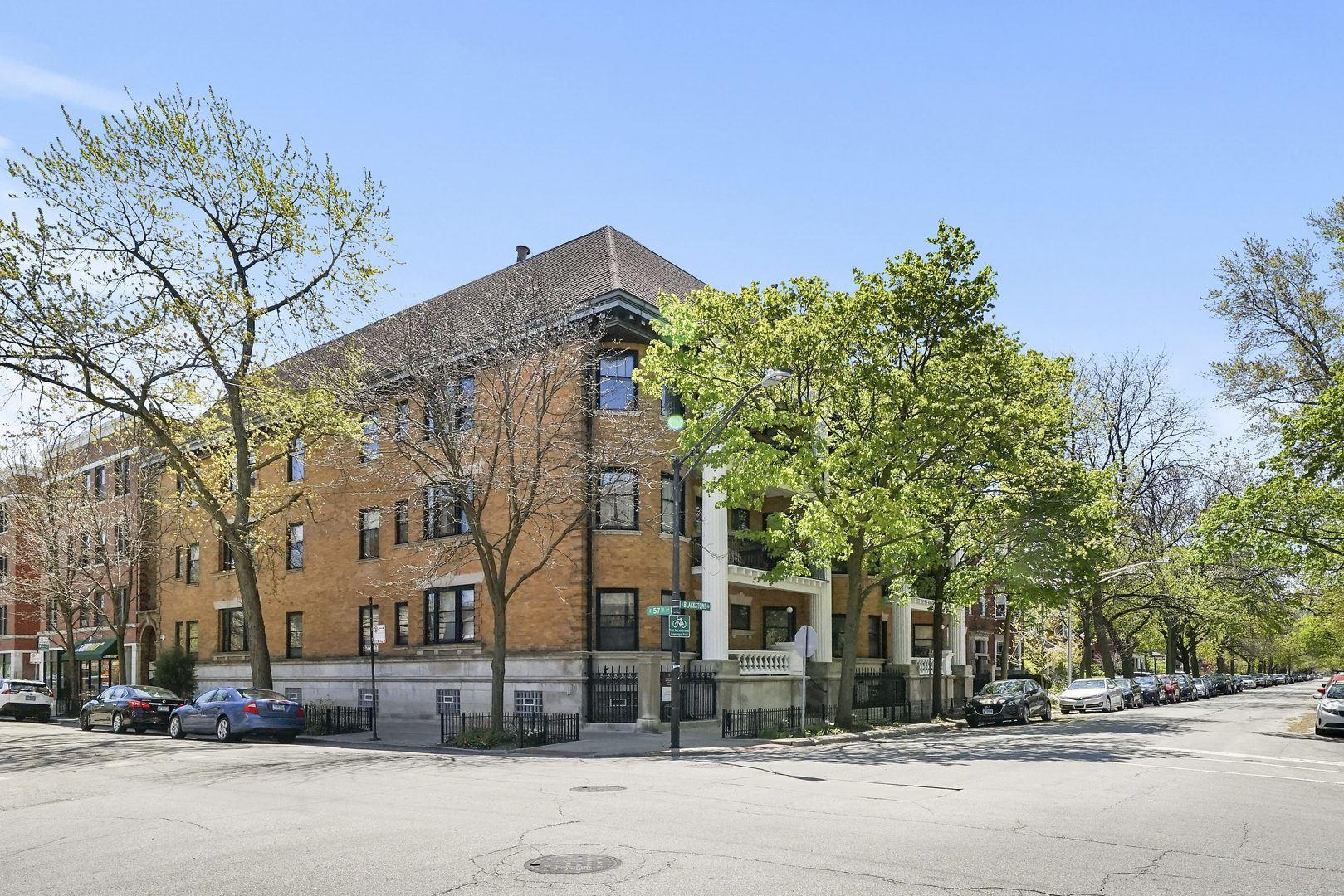5707 S Blackstone Avenue #2, Chicago, IL 60637 - #: 10713050