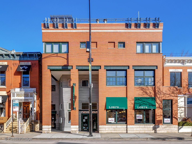824 W Armitage Avenue #2CD, Chicago, IL 60614 - #: 10725050