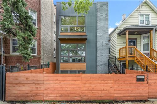 Photo of 3081 N Elbridge Avenue, Chicago, IL 60618 (MLS # 10854051)