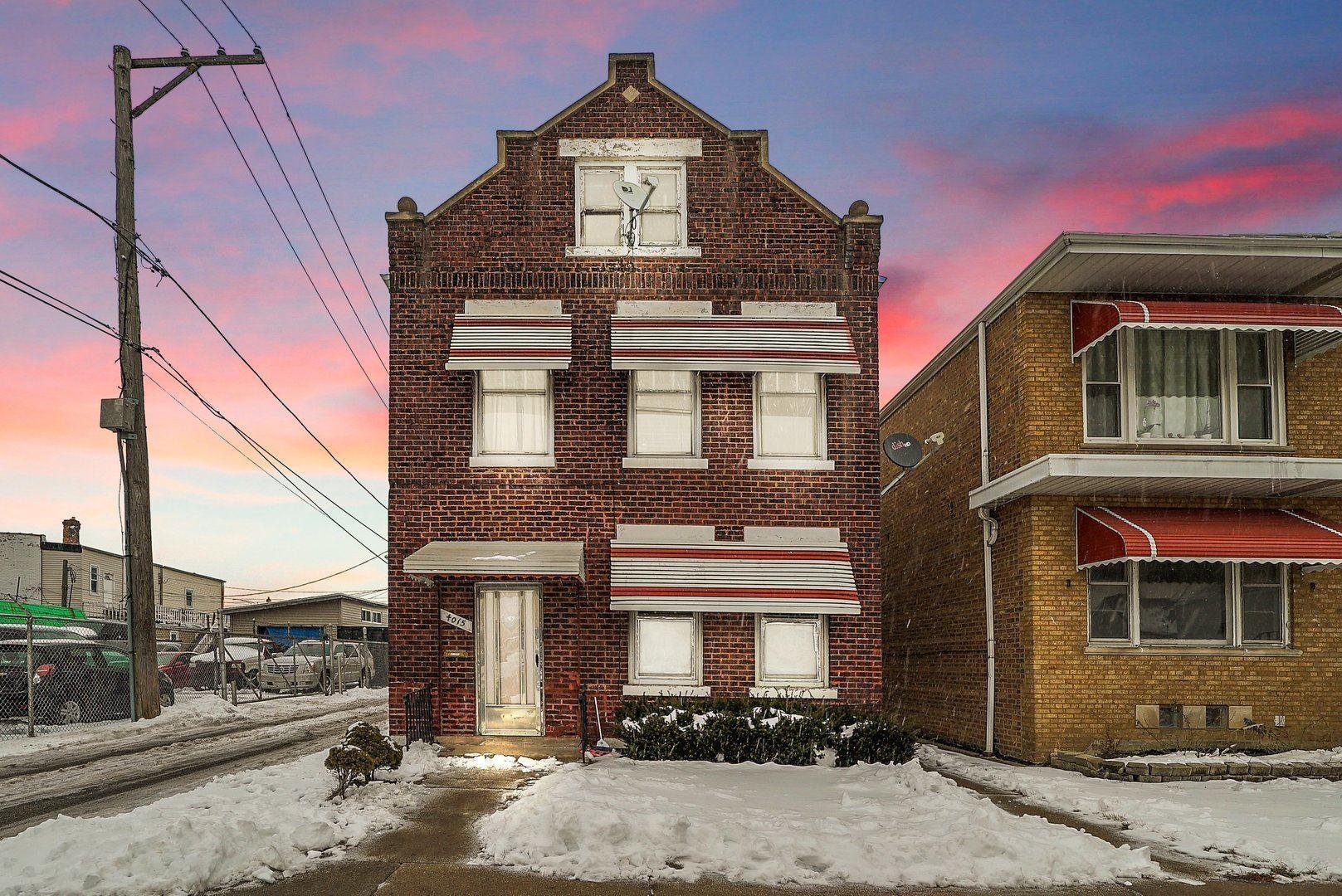 4015 S Montgomery Avenue, Chicago, IL 60632 - #: 11179051