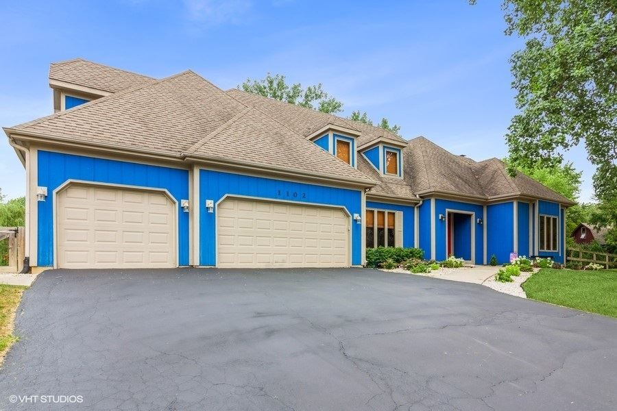1102 Woodcrest Drive, Downers Grove, IL 60516 - #: 11201051