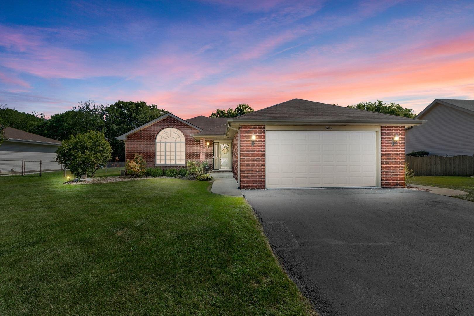 3506 Edgecreek Drive, New Lenox, IL 60451 - #: 11219051